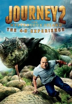 Dwayne Johnson in Journey The Mysterious Island Love Movie, Movie Tv, Dwayne Johnson Movies, Island Movies, The Mysterious Island, Journey 2, 2012 Movie, Josh Hutcherson, Voyage