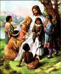jesus love pictures   Jesus Teaching The Children Picture   TOHH Jesus Pictures