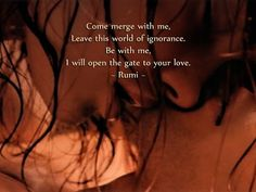 Monday Meditation: Love Quotes by Sufi Poet Rumi - YouTube
