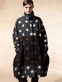 Issey Miyake | amazing coat