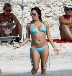 Ass eva longoria itsy bitsy bikini