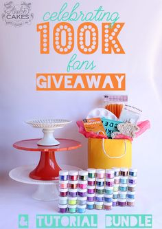 Enter this competition to win the cake prize pack! Avalon Cakes Giveaway!