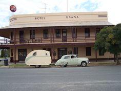 The Hotel Urana N.S.W | by Vintage Caravans