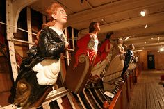 -Ship Figureheads Photo / Picture /  Greenwich East London ...