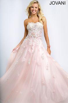 Jovani Style 25611 http://www.jovani.com/pink-dresses | On ...