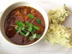 Viltgryta älggryta rådjursgryta Recipe For Mom, Beans, Low Carb, Dinner, Vegetables, Ethnic Recipes, Moms Food, Dining, Food Dinners