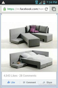 Great for a guest or entertainment room.