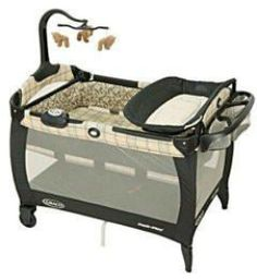rent hire cot crib with linen