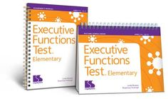 Executive Functions Test from Linguisystems - will be available Spring 2014.