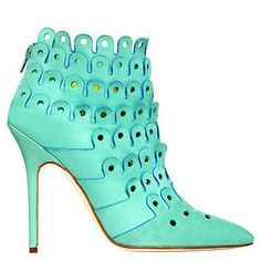 Manolo Blahnik Shoes Collection Spring Summer 2012