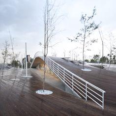 Monumento Emblematico del 150 Aniversario de la Batalla de Puebla / TEN Arquitectos