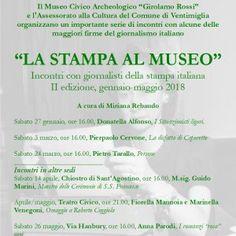 Offerte lavoro Genova  Si inizia sabato Donatella Alfonso parlerà dei situazionisti  #Liguria #Genova #operatori #animatori #rappresentanti #tecnico #informatico Ventimiglia la stampa al museo