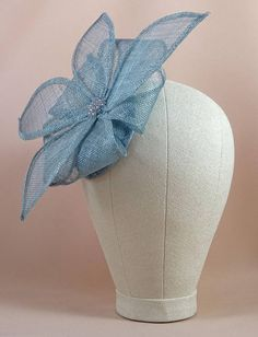 DUCKEGG FEATHER AND BEAD BN FASCINATOR BY ACCESSORIZE
