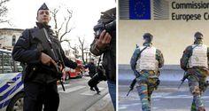 A Polícia Federal da Bélgica faz hoje (2) uma nova operação antiterrorista no distrito de Molenbeek,...