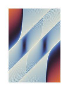 Minimalist Fractals (2012 - ) by Jukka Korhonen, via Behance