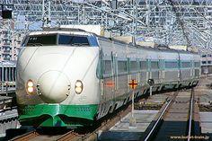 東北・上越新幹線 200系