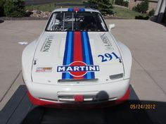 Pretty Porsche 951 (944 Turbo) race car...if you are into that sortof thing