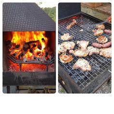 @BorgoTorale E la cena sarebbe pronta #bbq #altrasimeno foto di @giulianekorkina