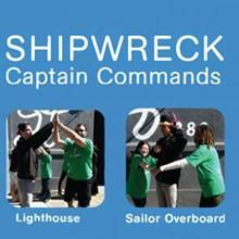Today is International Talk like a Pirate Day! Why not celebrate with one of our favorite games. Teaching listening skills and awareness, this is a good readiness game. And with some favorite commands, you can get players into groups of 2, 3, or 4 in a snap! TheGame of the Week is...Shipwreck!