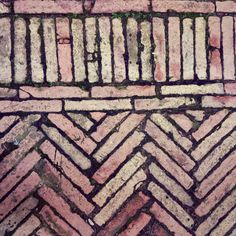 Texture Detail Fermo Stripe Festival art and architecture   stone   paved  