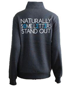 Phi Sigma Sigma Letters Pullover by Adam Block Design | Custom Greek Apparel & Sorority Clothes | www.adamblockdesign.com