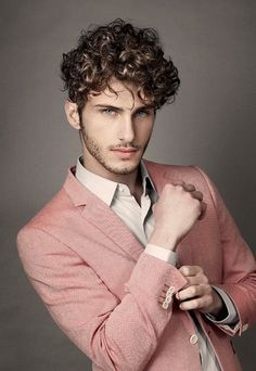 66 best curly haircuts for mens 2018