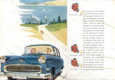 Opel Olympia 1958