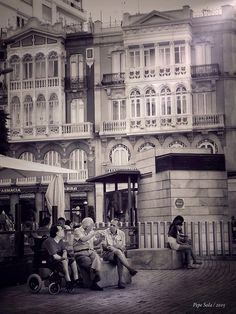 Puerta de Purchena.  Almeria.