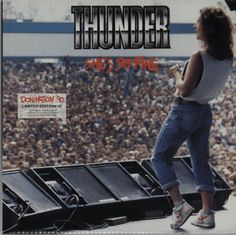 "For Sale -Thunder She's So Fine UK  12"" vinyl single (12 inch record / Maxi-single)- See this and 250,000 other rare and vintage records & CDs at http://eil.com/"