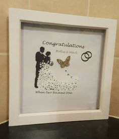 9abf80309f63 InTheFrameWedding gift idea frames · Check out this item in my Etsy shop  https   www.etsy.