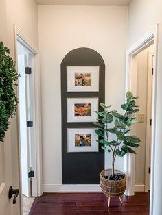 Accent Wall Bedroom, Room Decor Bedroom, Master Bedroom, Teen Bedroom, Hallway Decorating, Apartment Living, Home And Living, Living Room, Room Inspiration