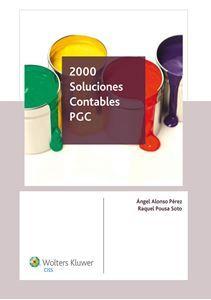 2000 soluciones contables PGC : 2015 / Ángel Alonso Pérez, Raquel Pousa Soto