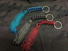 I may be starting on an army of mini cat o nine tails flogger key chains….