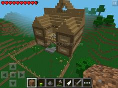 Minecraft Building Ideas, A Great Place To Find Lists Of Minecraft Building  Ideas, Pixel