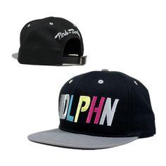 Pink Dolphin Strapback Hat 41