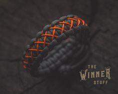 Mad Max Paracord Bracelet mit Mikro-Cord Nähten von TheWinnerStuff