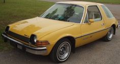 The Pacer made the ring of the top AMC cars.