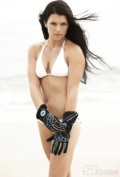 Danica Patrick - 2008 Sports Illustrated Swimsuit Edition - SI.com