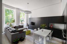 Kis lakás berendezése úgy hogy nagyobbnak látszódjon, dizájn díjas berendezési ötletek - https://www.otthon24.hu/kis-lakas-berendezese-nagyobb-terre/
