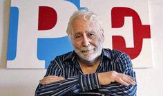 Pop Art Icon Robert Indiana, the LOVE artist.