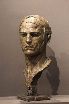 Christophe Charbonnel - Thésée - Bronze