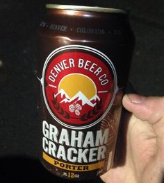 Beer Review: Denver Beer Co.'s Graham Cracker Porter