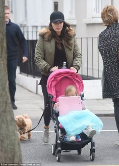 Tamara Ecclestone was indulging in her cute daughter Sophia's love for Disney film Frozen on Thursday, dressing the toddler up in a Princess Elsa costume. Frozen Film, 350 Boost, Gym Gear, Disney Films, Celebs, Celebrities, Baby Girl Fashion, Yeezy, Baby Strollers