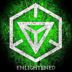 Ingress Enlightened Ingress Enlightened, Mmorpg Games, Guild Wars 2, Pandoras Box, Pokemon Go, Nerd, Geek Stuff, Bella, Pictures