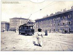 Vecchia Trieste: oggi piazza Oberdan