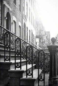 New York City Architecture photo black  white by ImagesByCW, $15.00
