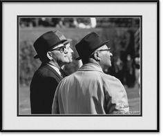 Vintage Chicago Bears - George Halas & Vince Lombardi