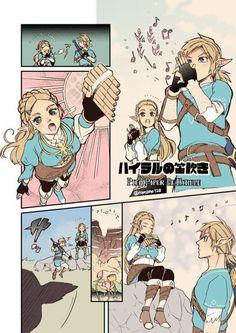 Link and Zelda The Legend Of Zelda, Legend Of Zelda Memes, Legend Of Zelda Breath, Image Zelda, Princesa Zelda, Nintendo Super Smash Bros, Avatar, Comic Manga, Fanart