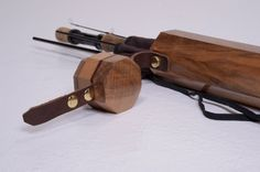 Fly Fishing Cases Exotic Wood by Legacyflyfishing on Etsy
