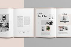 Primrose Portfolio by Studio Standard on @creativemarket